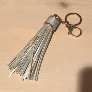 Fringe Keychain